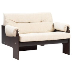 Two-Seat Sofa in the Style of Claudio Salocchi