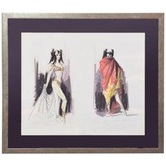 Two Sisters, Watch Hill, 1965, Capuletti Lillo Del Pozo, José Manuel