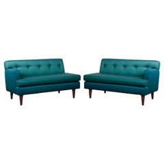 Two Sofas by Edward J. Wormley