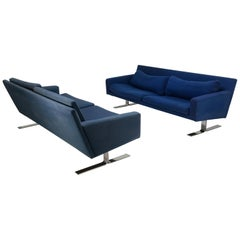 Two Sofas by Erik Ole Jorgensen for DUX Furniture