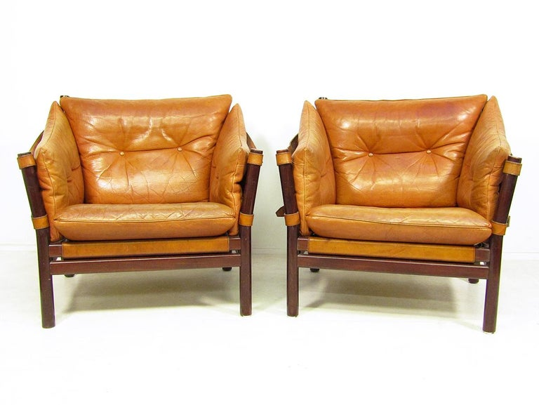 A pair of striking 1960s