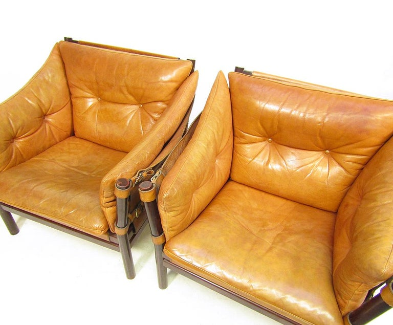 Leather Two Swedish 1960s