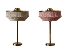 Two Table Lamps by Hans-Agne Jakobsson