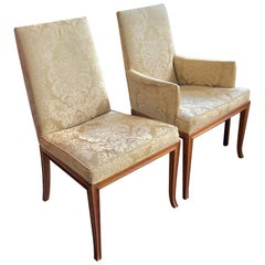 Two T.H.Robsjohn-Gibbings for Baker Chairs, circa 1961