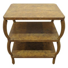 Two-Tier Side Table