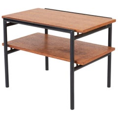 Two-Tiered Side Table by Don Knorr for Vista of California