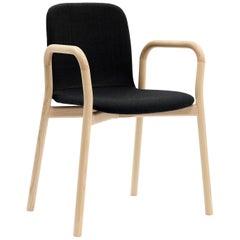 Two-Tone Black Chair