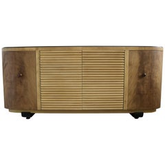 Two-Toned Credenza by Paul Frankl