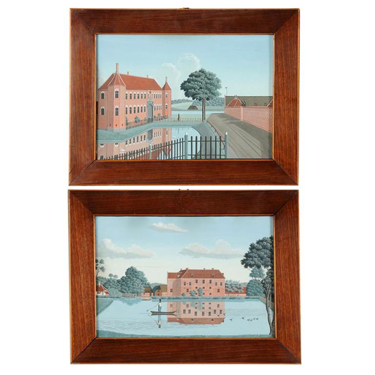 Two Views For Sale
