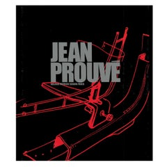 Two Volume Set of Books on Jean Prouve