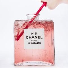 Tyler Shields - Chanel Champagne - Indulgence