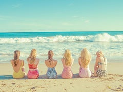 Girls on the beach, Photography, Story teller, Hollywood, sea