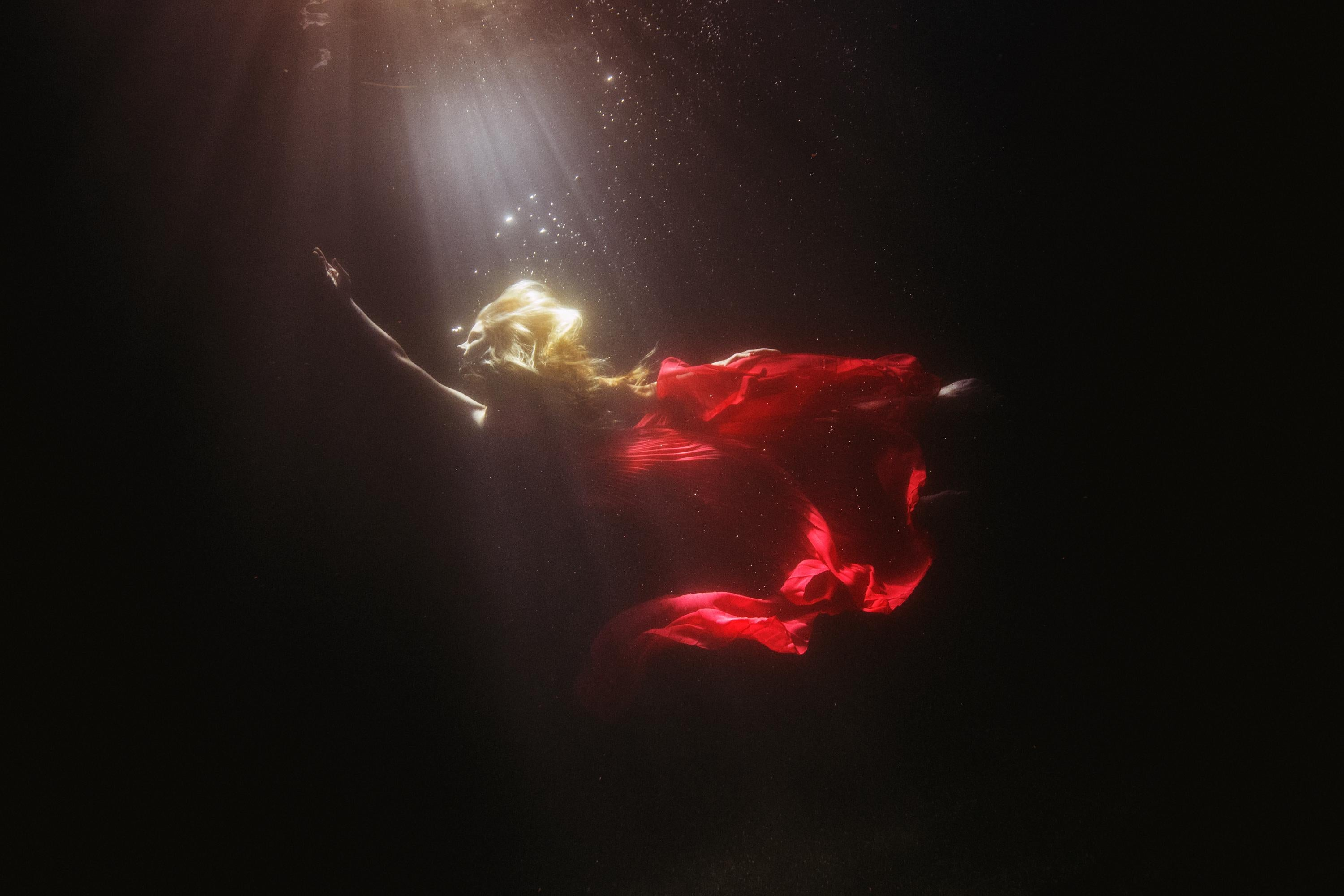 Goddess, Photography, Story teller, Hollywood, Water, Dress, Red