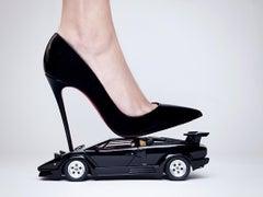 Lamborghini High Heel