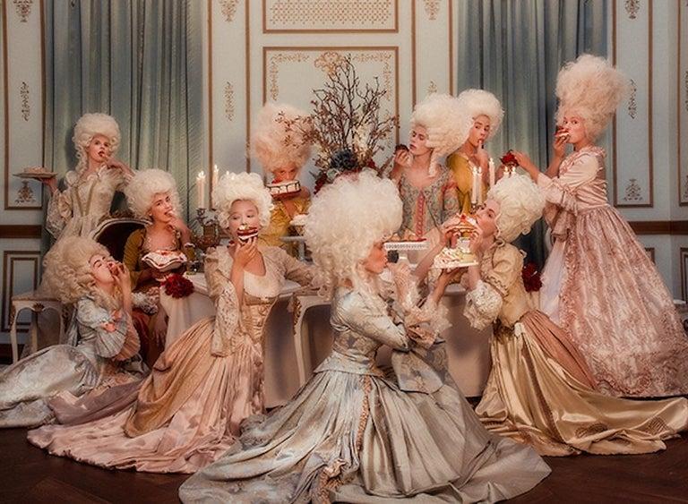 Tyler Shields Figurative Photograph - Let Them Eat Cake