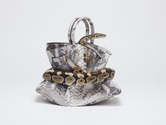 Python Birkin, Photography, Story teller, snake, Birkin bag