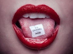 Tyler Shields, 'Chanel Acid' 2015