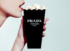 Tyler Shields, 'Prada Popcorn', 2012