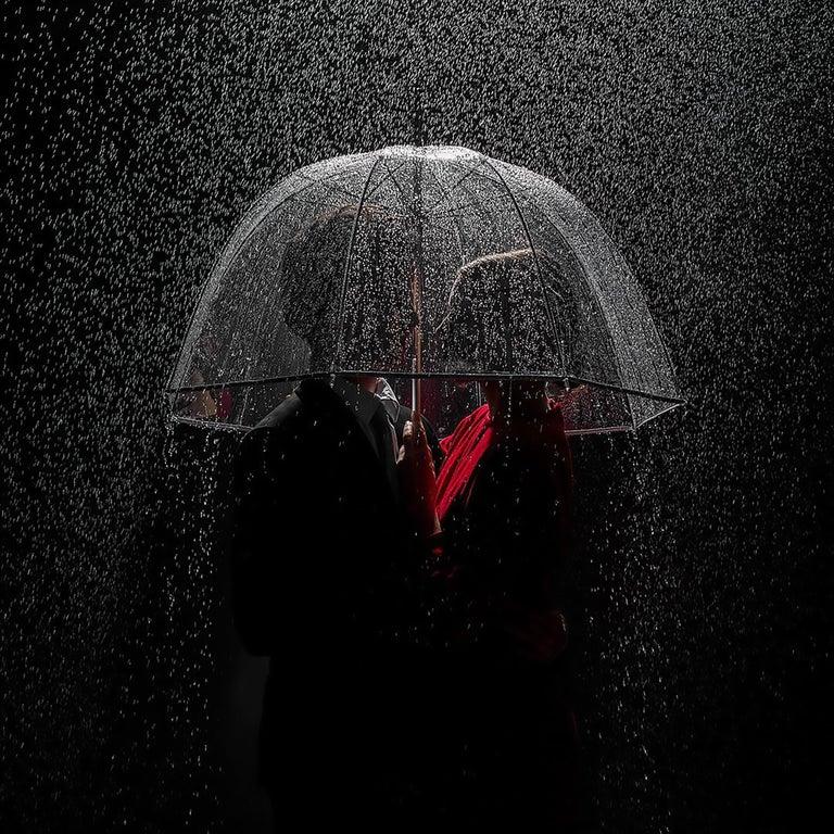 Tyler Shields, 'Under the Rain', 2018 - Photograph by Tyler Shields