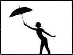 Umbrella Silhouette II