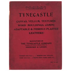 TYNECASTLE, Trade Catalogue of Wall Coverings, Mouldings and Ornaments Etc