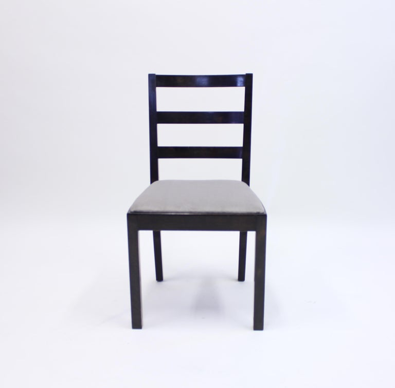 Typenko Chairs by Axel Einar Hjorth for Nordiska Kompaniet, 1930s, Set of 6 For Sale 3