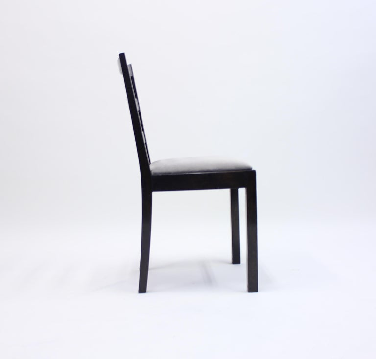 Typenko Chairs by Axel Einar Hjorth for Nordiska Kompaniet, 1930s, Set of 6 For Sale 4