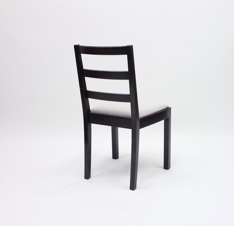 Typenko Chairs by Axel Einar Hjorth for Nordiska Kompaniet, 1930s, Set of 6 For Sale 5