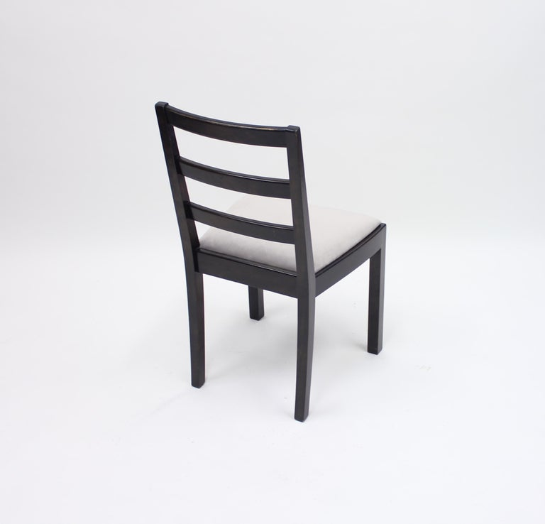 Typenko Chairs by Axel Einar Hjorth for Nordiska Kompaniet, 1930s, Set of 6 For Sale 6