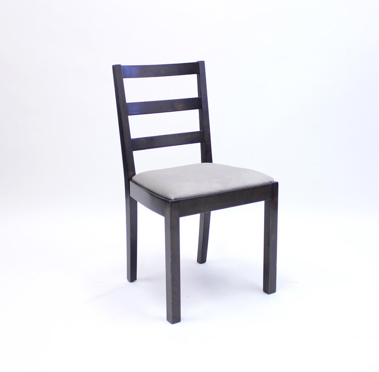Typenko Chairs by Axel Einar Hjorth for Nordiska Kompaniet, 1930s, Set of 6 For Sale 1