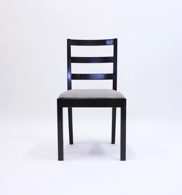 Typenko Chairs by Axel Einar Hjorth for Nordiska Kompaniet, 1930s, Set of 6 For Sale 2