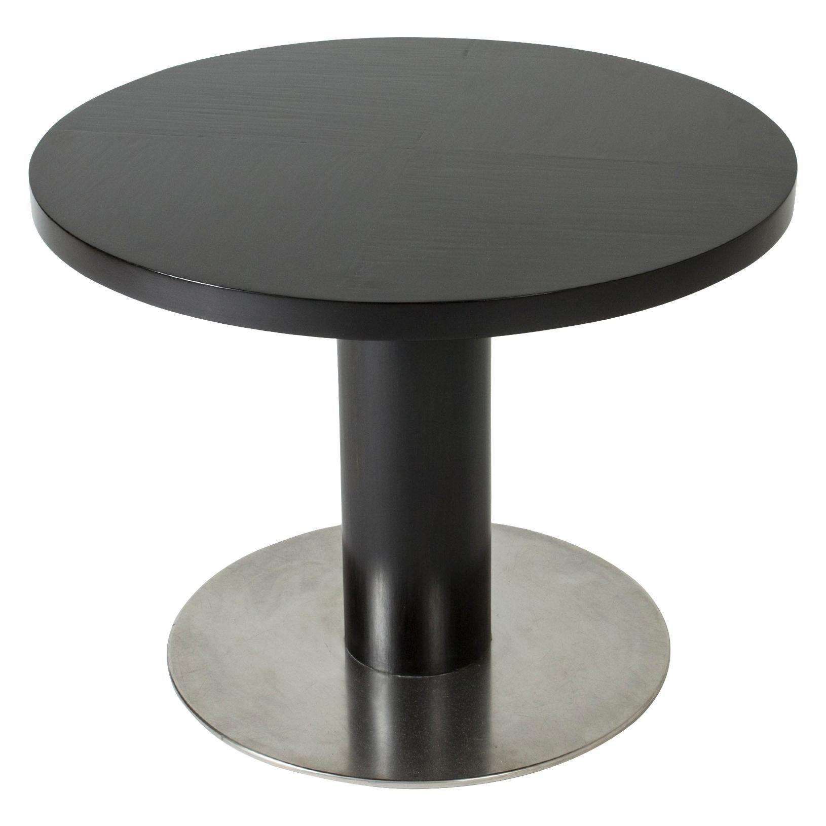 """Typenko"" Occasional Table by Axel Einar Hjorth for Nordiska Kompaniet, Sweden"