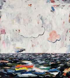 Abstrakt Gemälde