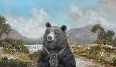 Bear-in Landscape