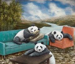 Relaxing Pandas