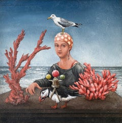 The Last Red Coral Diver