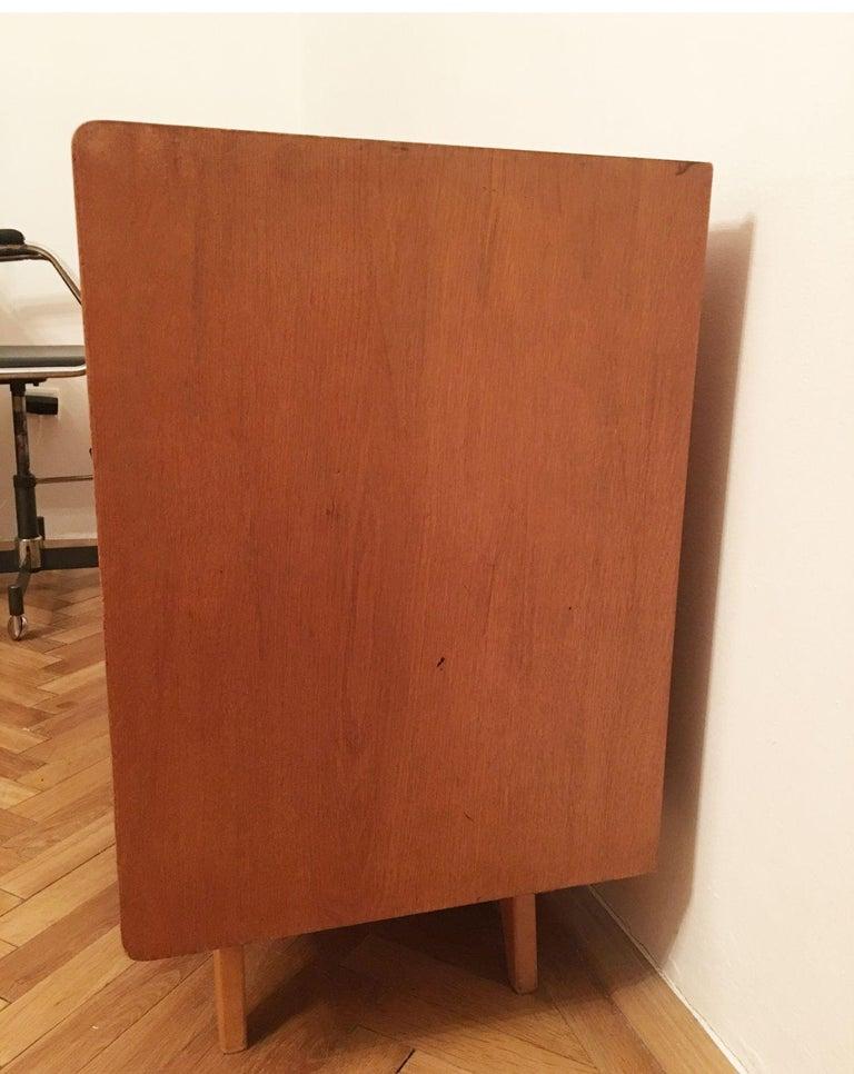 U-452 Cabinet by Jiri Jiroutek for Interier Praha, 1960s For Sale 2