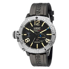 U-Boat Sommersoa Rubber Strap Men's Watch 9007/A