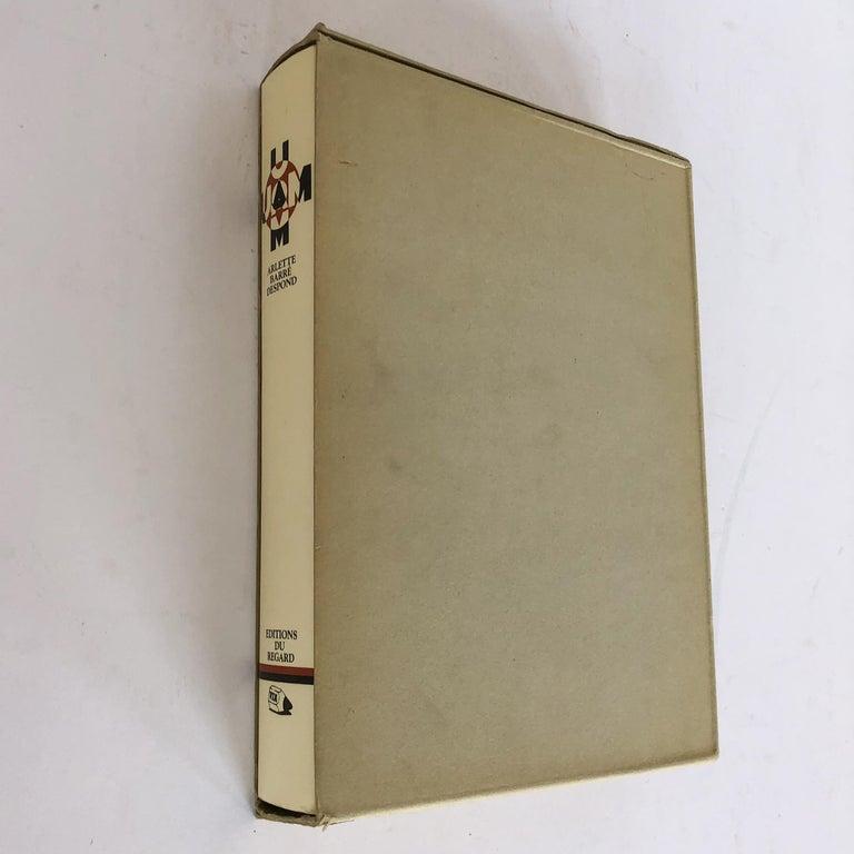 Late 20th Century UAM Union des Arts Modernes Monograph For Sale