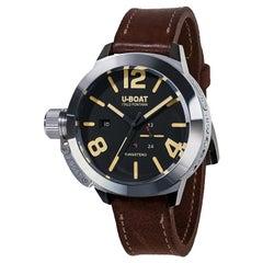 Uboat Classico Tungsteno MoveLock Men's Watch 8070