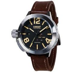 Uboat Classico Tungsteno MoveLock Men's Watch 8073