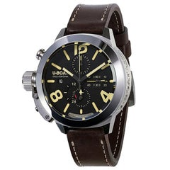 Uboat Classico Tungsteno Movelock Men's Watch 8075