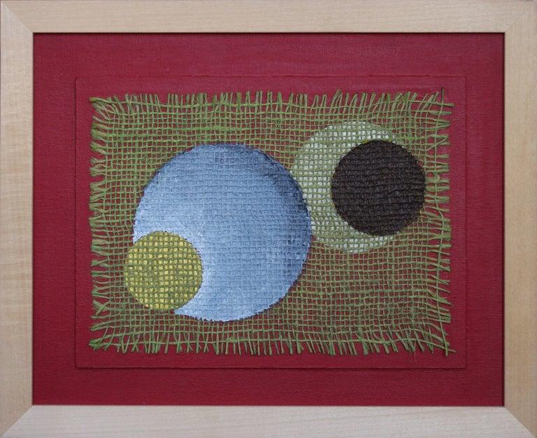 """""""Happy Planets VI"""" 2015 by Udo Haderlein"""