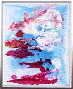 Udo Haderlein Celestial Sky II,  Acrylic Paint 2021