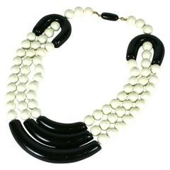 Ugo Correani Art Deco Inspired Necklace