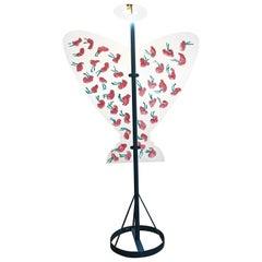 """Ugo La Pietra, """"Arcangelo Metropolitano"""" Lamp, Limited Edition, Italy"""
