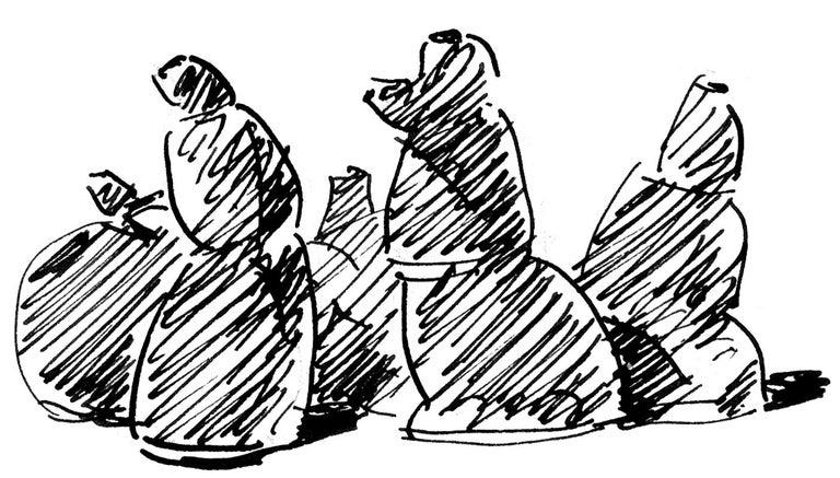 Ceramic Ugo La Pietra