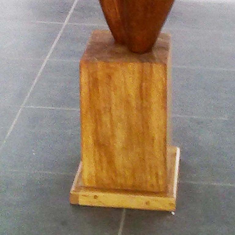 Rebecca - Modern Sculpture by Ulises Jimenez Obregon