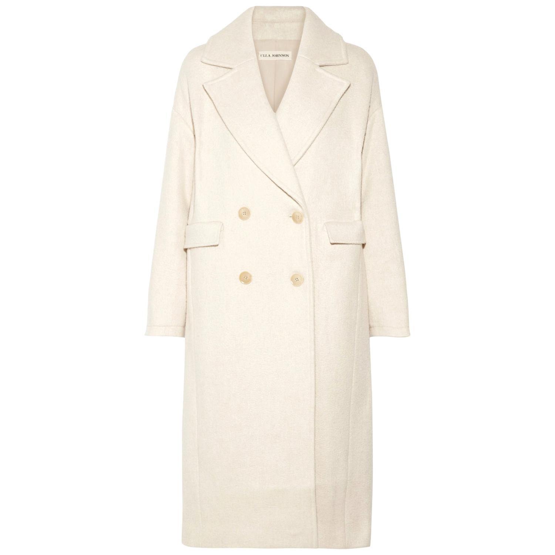 Ulla Johnson Frances Oversized Felt Coat