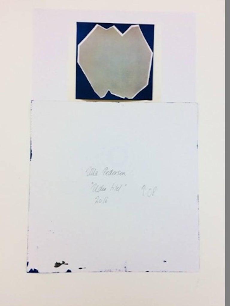 Cut-Up Paper I.27 - Abstract Art by Ulla Pedersen